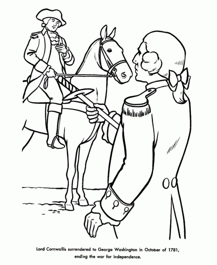 836x1024 Complete French And Indian War Coloring Pages