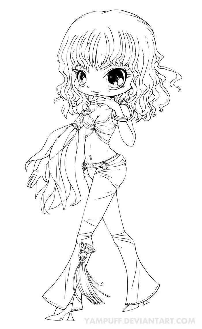 701x1139 Britney Spears Chibi Lineart