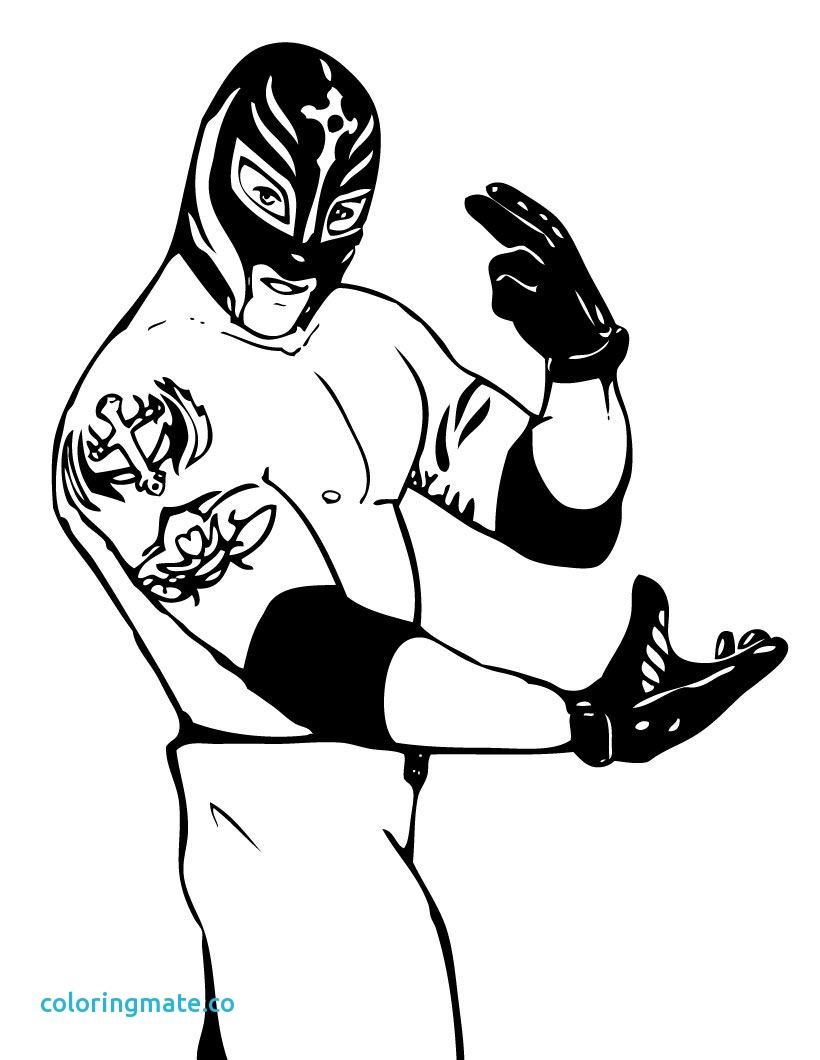 820x1060 Wwe Clipart Wwe Ryback Pencil Aladdin For Free Coloring Pages