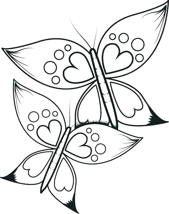 554x700 Heart Coloring Page Broken Heart Color Pages Heart Color Pages