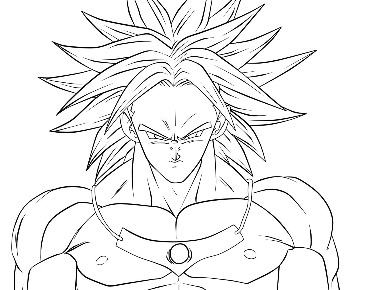1280x999 Best Dragon Ball Coloring Pages Free Printable