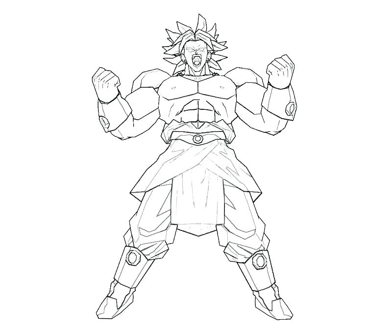 800x667 Coloring Pages Super Form In Dragon Ball Z Coloring Page Coloring