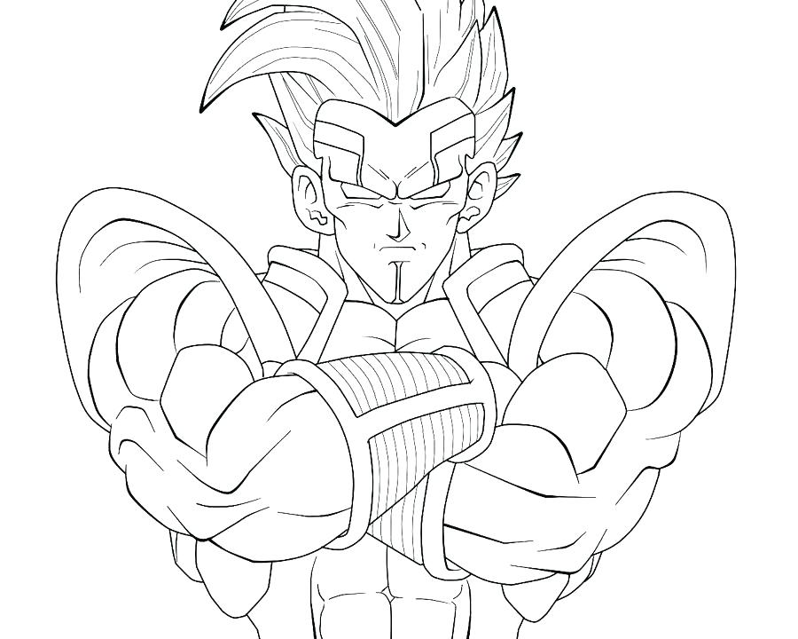 900x720 Broly Coloring Pages Coloring Pages