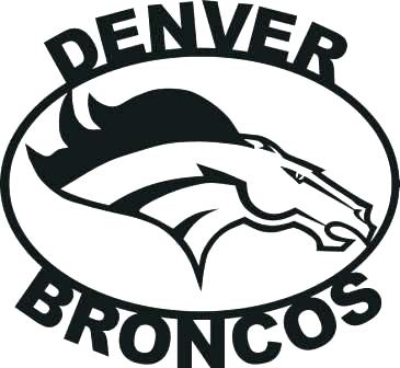365x336 Amazing Broncos Coloring Pages Or Broncos Coloring Pages