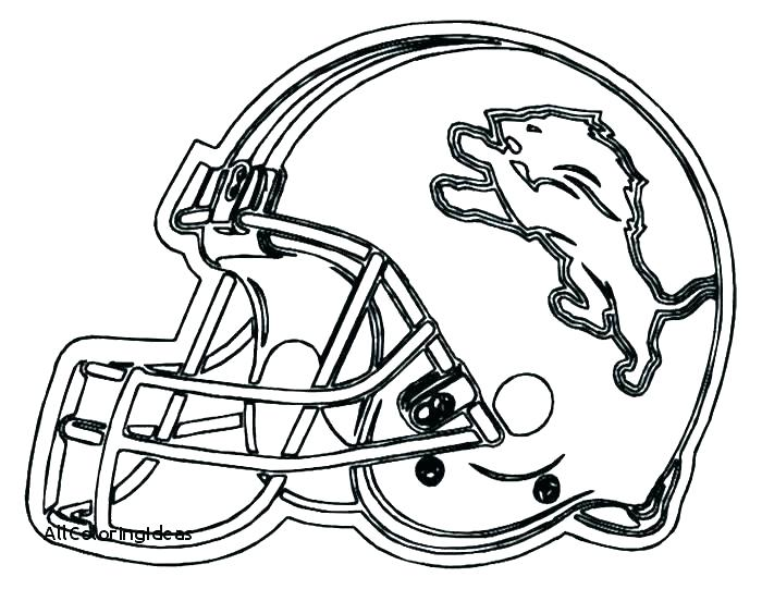 700x541 Broncos Football Helmet Coloring Pages Printable Coloring Football