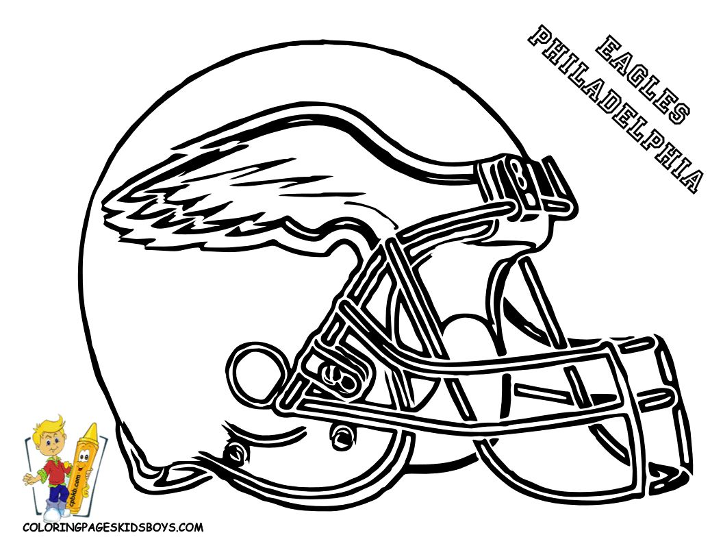 1056x816 Full Broncos Football Helmet Coloring Pages Philidelphia Eagles