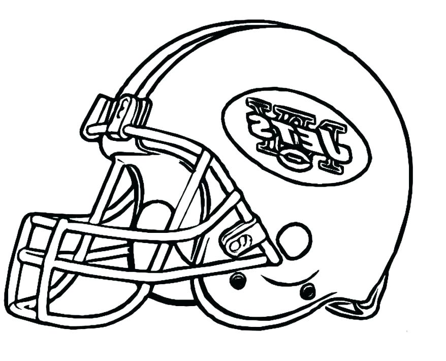 878x710 Ideas Broncos Coloring Pages For Broncos Football Helmet Coloring