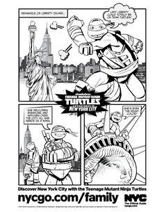 236x305 Be A Part Of Team Turtles Nyc Teenage Mutant Ninja Turtles