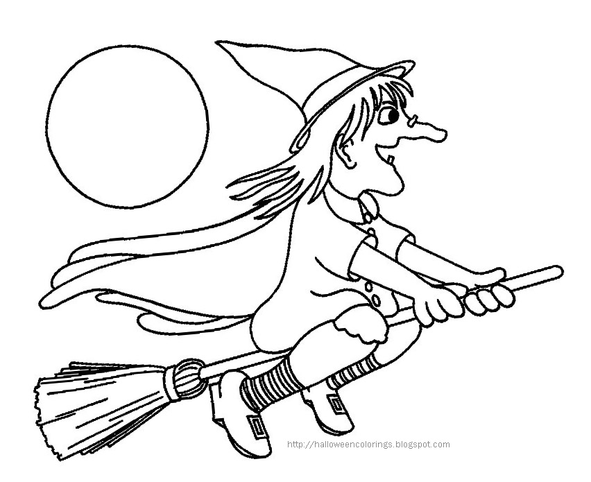 852x695 Halloween Witches Coloring Pages Witches Coloring Pages Free