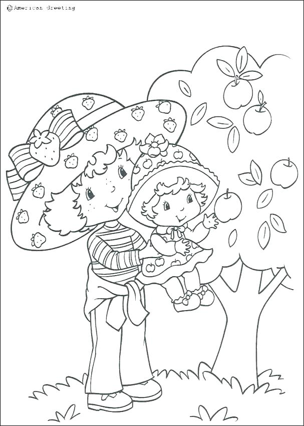 607x850 Big Sister Coloring Pages Ruby Gloom Coloring Pages Big Sister