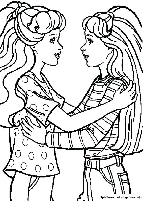567x794 Sister Coloring Page Big Sister Coloring Pages Big Sister Coloring