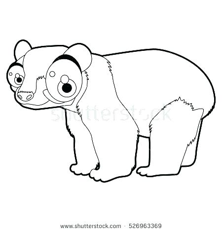 450x470 Book Coloring Pages Funny Cartoon Coloring Pages Brown Bear