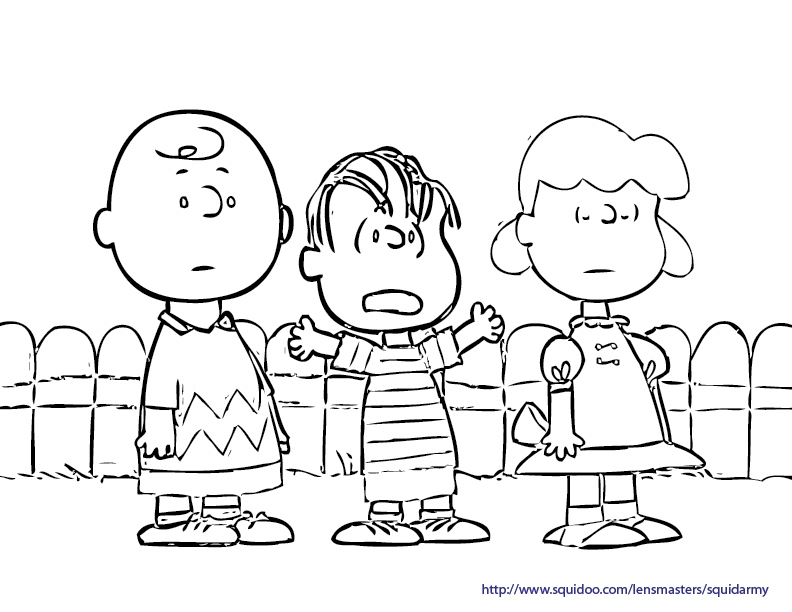 792x612 Charlie Brown Coloring Pages Beautiful Charlie Brown Squid Army