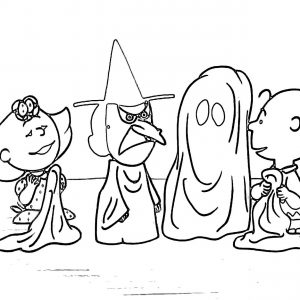 300x300 Brown Coloring Pages Preschool Copy Charlie Brown And Snoopy