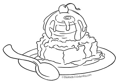 400x270 Coloring Page Tuesday