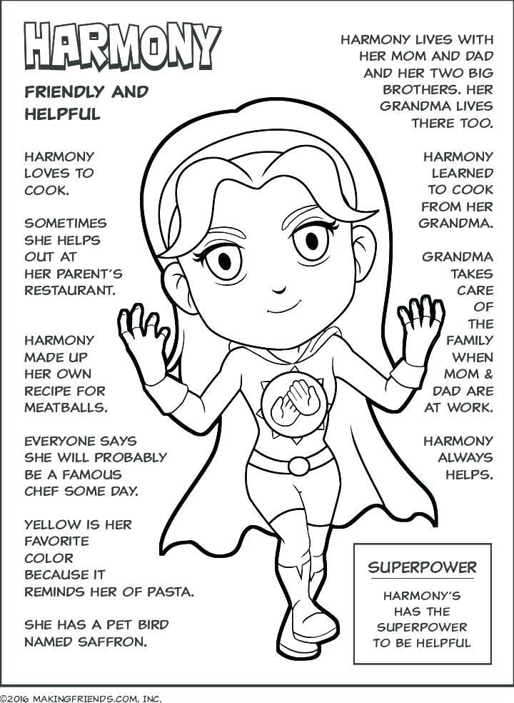 720x984 Coloring Pages For Girl Scouts Girl Scout Promise Coloring Page