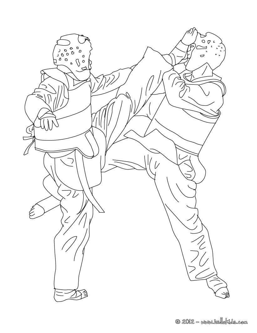 Bruce Lee Coloring Pages At Getdrawings Com Free For Personal Use