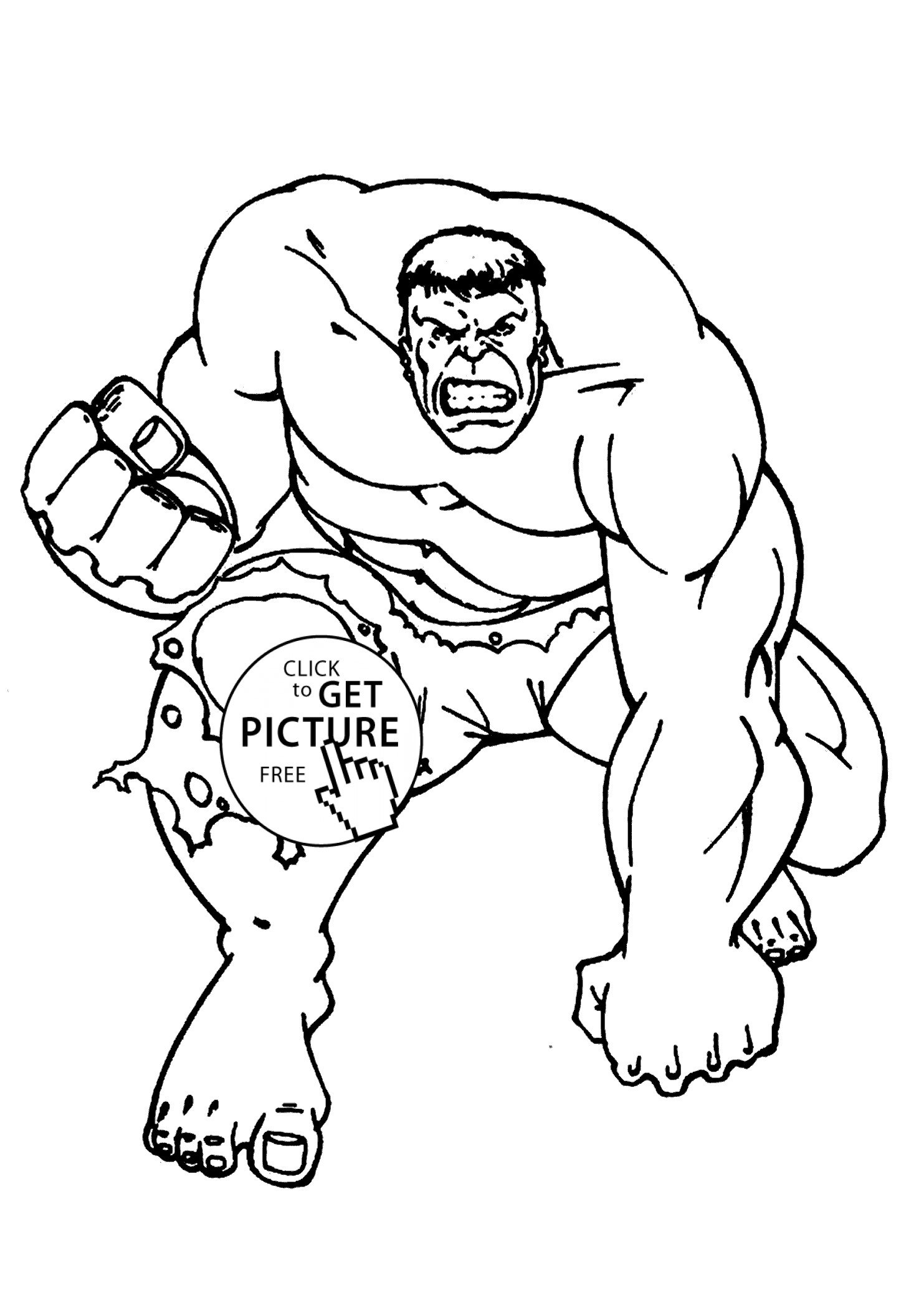 1483x2079 Bruce Banner Coloring Pages