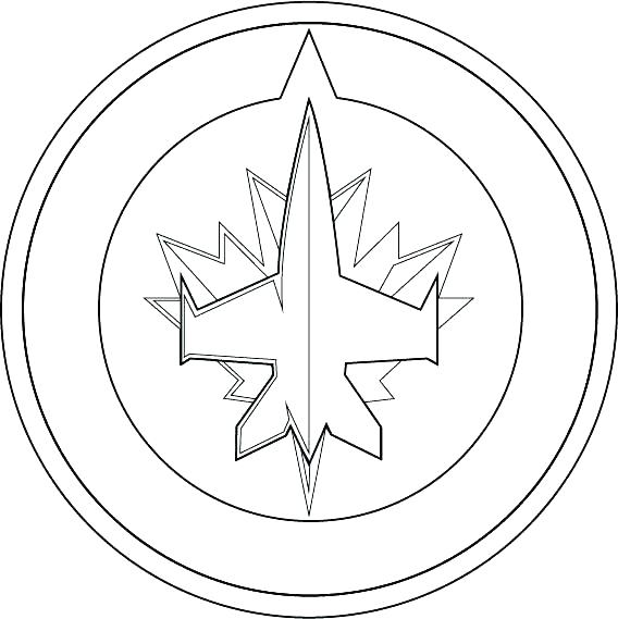 568x569 Coloring Pages Online My Little Pony Bruins Logo Page For Download