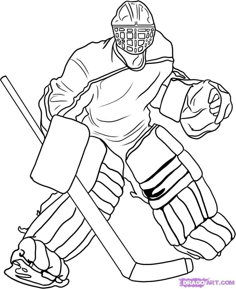 818x1003 Hockey Coloring Pages Bruins Fresh Hockey Coloring Pages