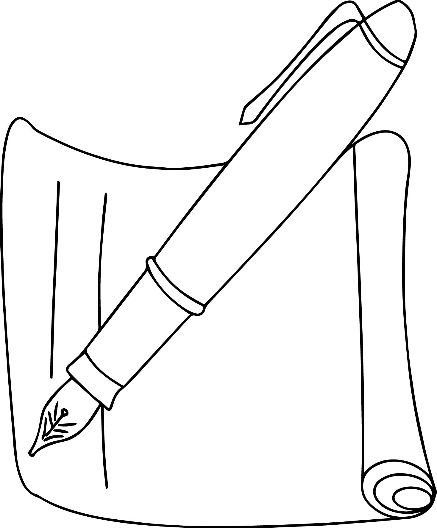 1468x1773 Suddenly Paint Brush Coloring Page Roi