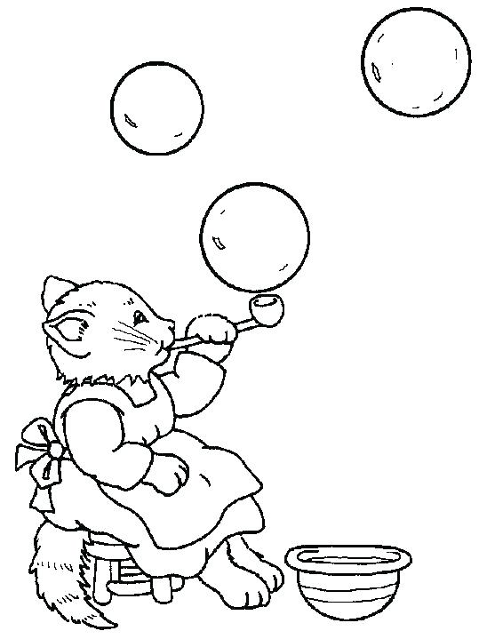 539x719 Bubbles Coloring Page Bubbles Coloring Page Bath Bathtub Full