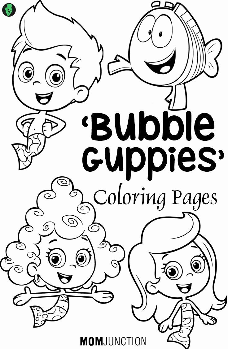 736x1128 Bubble Coloring Pages Wagashiya