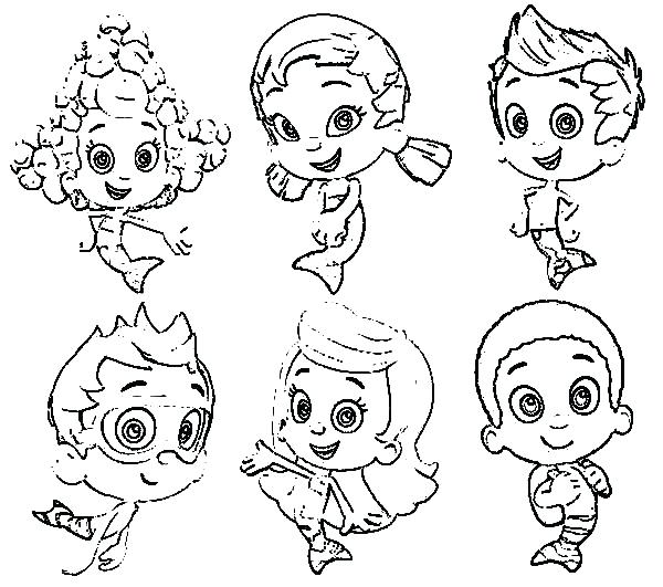 600x531 Bubble Coloring Pages Bubble Coloring Pages Bubbles Coloring Pages