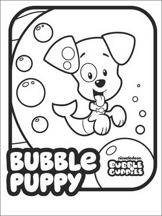 560x746 Bubble Guppies Is An American Preschool Childrens Television