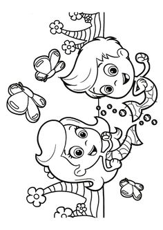 236x333 Bubble Guppies Coloring Pages