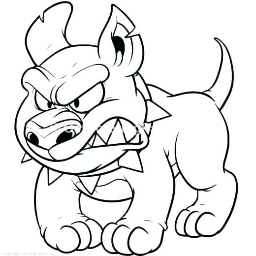 520x520 Bull Coloring Page Bucking Bull Coloring Page Baby Bulldog