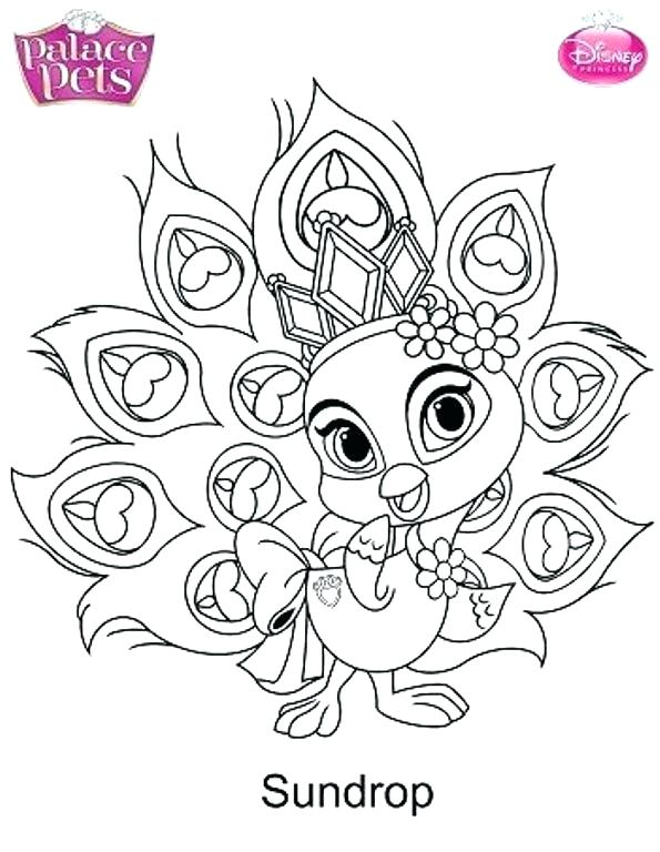 595x768 Palace Coloring Pages Pets Coloring Pages Palace Pets Coloring