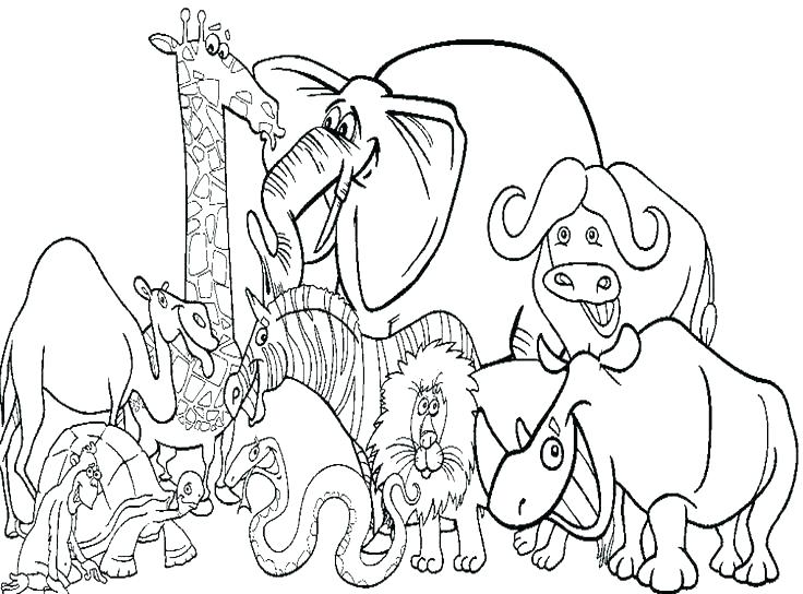 736x544 Badger Coloring Pages Badger Colouring Pages Difficult Coloring