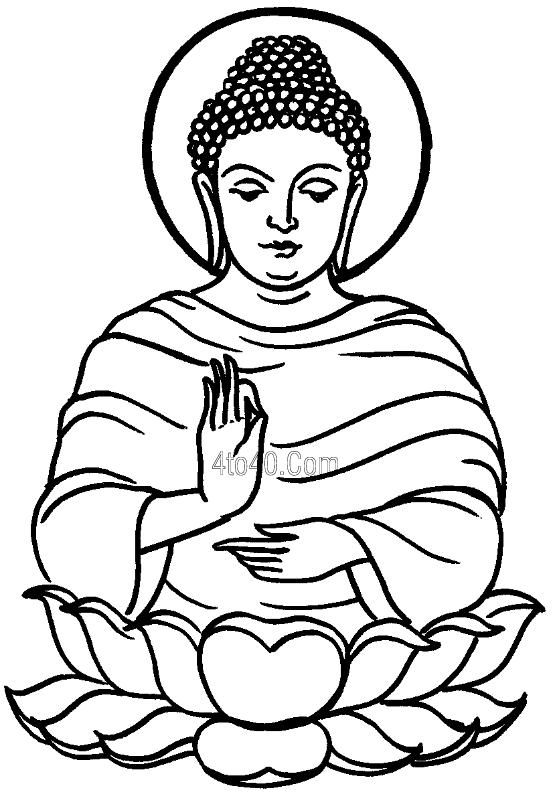 555x800 Hindu Mythology Buddha