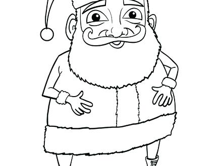 440x330 Excellent Buddy The Elf Coloring Pages Free Printable Elf Coloring