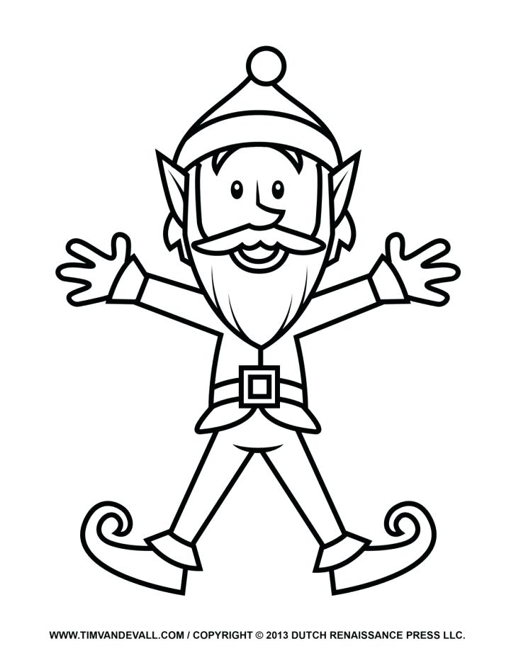728x942 Buddy The Elf Coloring Pages Coloring Book Elf Coloring Pages