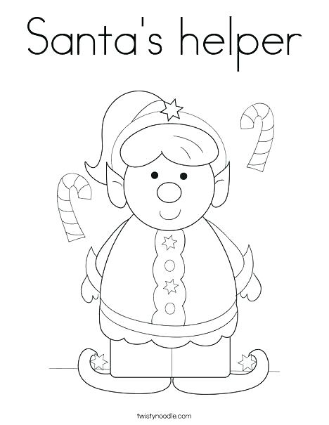 468x605 Buddy The Elf Colouring Pages Anniversary