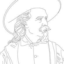 220x220 Buffalo Bill Coloring Page Coloring Pages