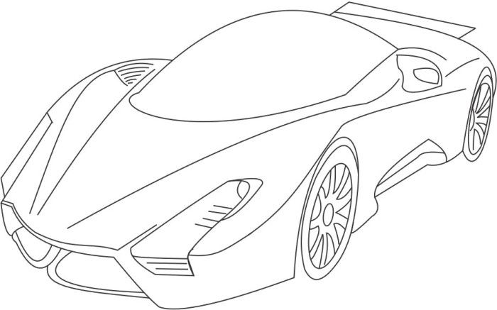 700x437 Sport Bugatti Veyron Coloring Page Bugatti