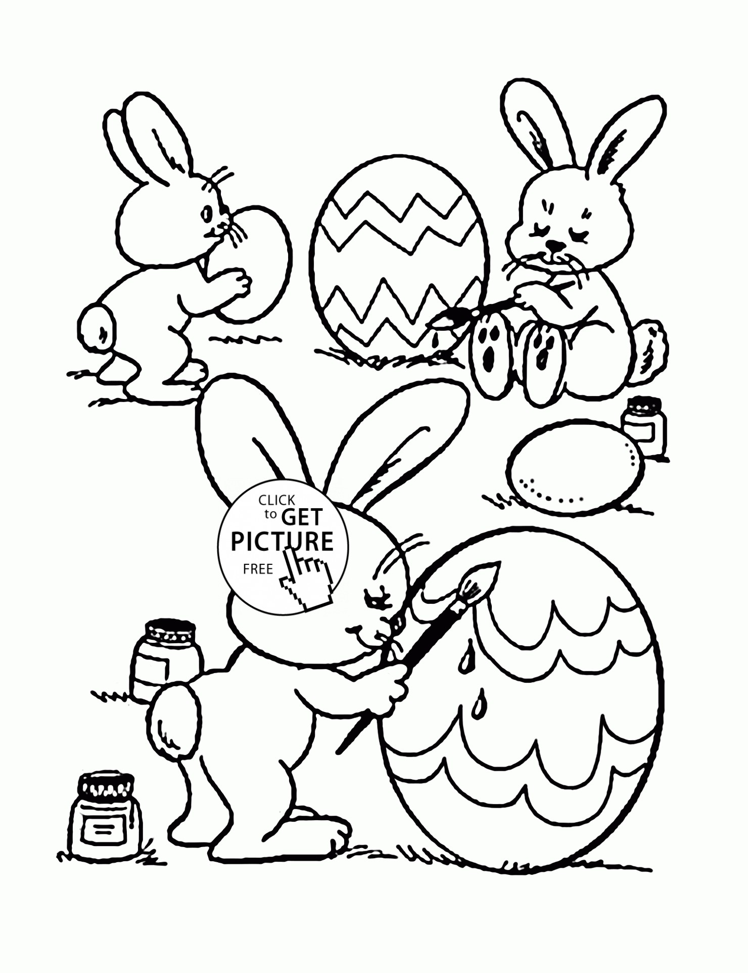 1480x1924 Coloring Pictures Bugs Bunny Fresh Coloring Picture Easter Bunny