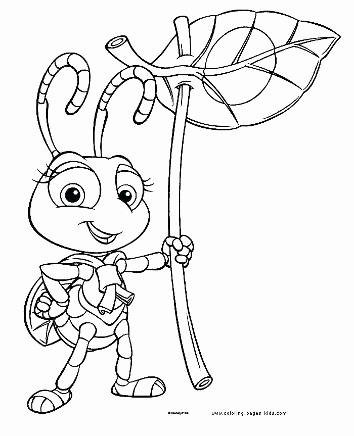 700x863 Coloring Pages Bugs Leversetdujourfo Coloring Pages For Kids