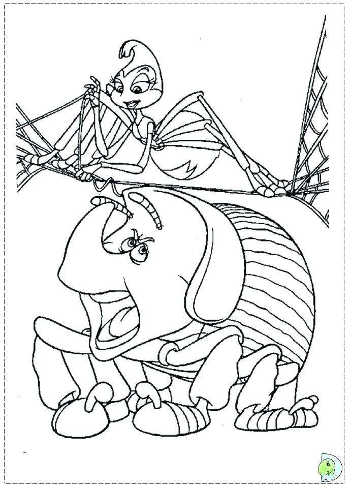 691x960 Pages Bugs A Bugs Life Coloring Pages Bugs Life Coloring Coloring
