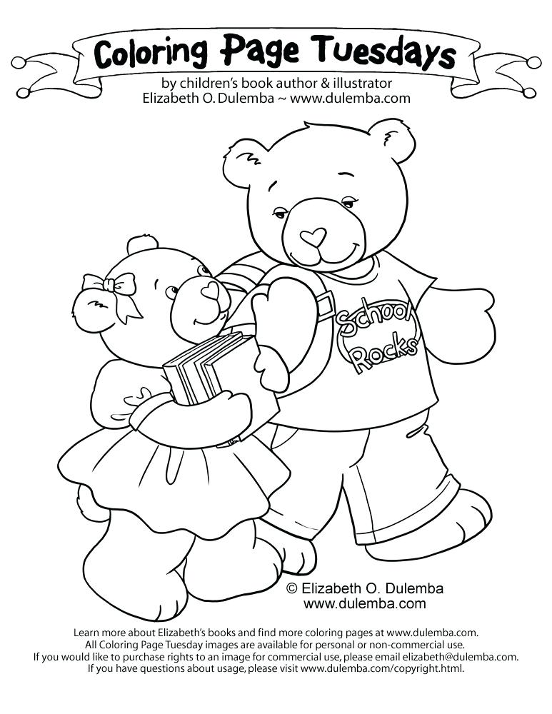 Build A Bear Coloring Pages At Getdrawings Free Download