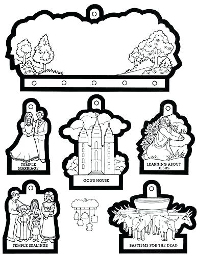 386x500 Building The Temple Coloring Pages Page Lesson Ideas O