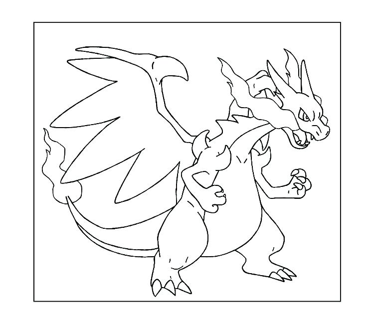 750x644 Pokemon Coloring Pages Bulbasaur Ex Coloring Pages Large Size