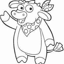 220x220 Benny The Bull Coloring Pages