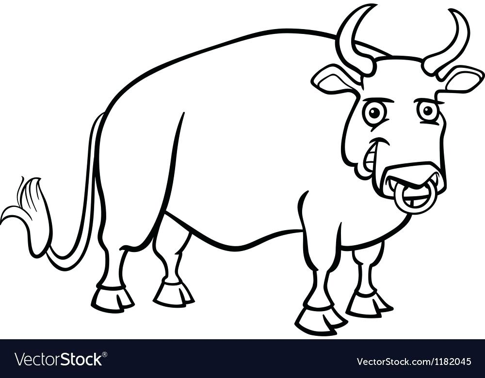 1000x780 Bull Riding Coloring Pages Free Bull No Copyright Coloring Book