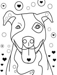 231x300 Pitbull Dog Coloring Pages
