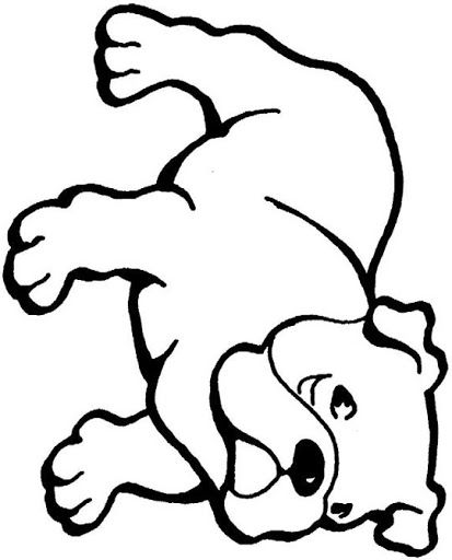 413x512 Bulldog Coloring Pages For Kids Free Coloring Pages Wyatt