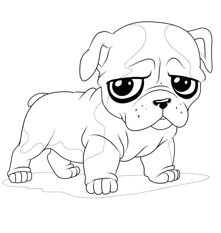 716x755 Bulldog Coloring Page French Coloring Pages French Bulldog